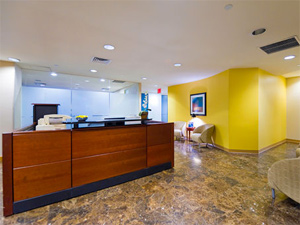 445 Park Avenue reception