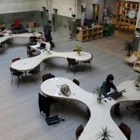 Co Working Space in Madrid